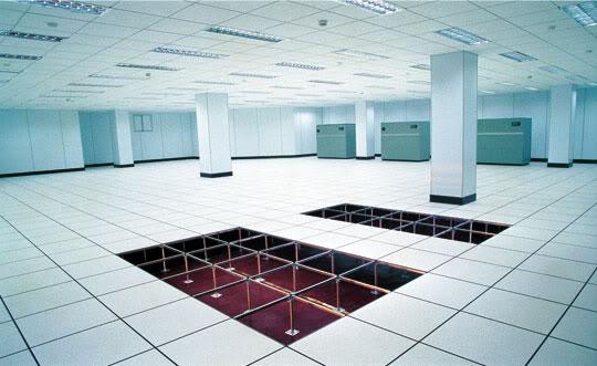 Giải pháp sàn nâng kỹ thuật cho phòng server hay Datacenter