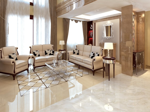 Việc giữ sạch sàn nhà chính là giúp tạo môi trường an toàn, tốt cho sức khỏe của mọi thành viên trong gia đình
