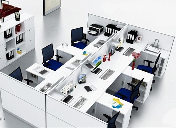 Chọn nội thất văn phòng đa năng cho không gian nhỏ
