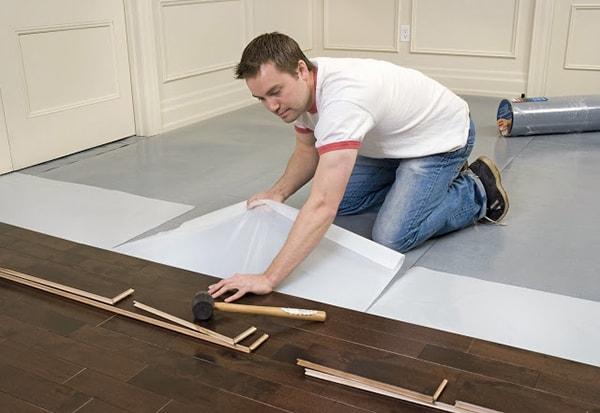 Kỹ thuật thi công sàn gỗ tốt giúp sàn gỗ bền hơn