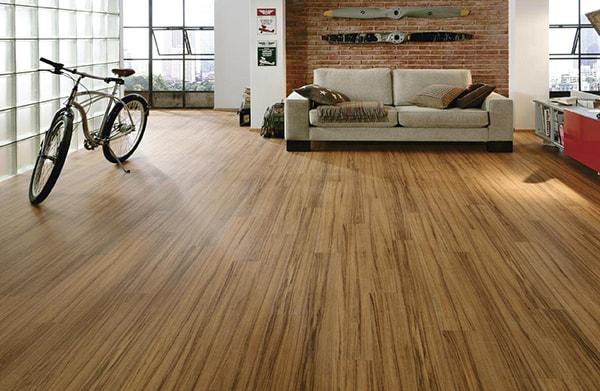 Sàn gỗ có màu sắc tự nhiên