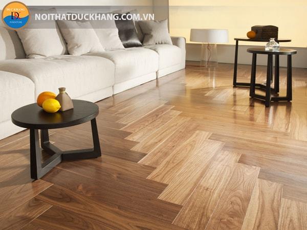 Những ưu nhược điểm khi sử dụng các loại sàn gỗ công nghiệp