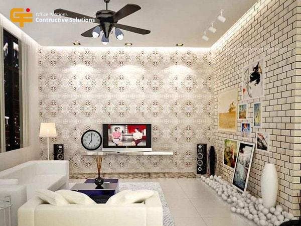 Đây cũng là một trong những thiết kế tối ưu cho phòng khách có không gian nhỏ