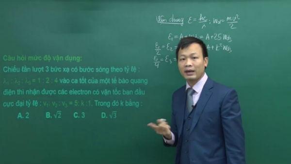 Thầy Phạm Trung Dũng - Vua trắc nghiệm