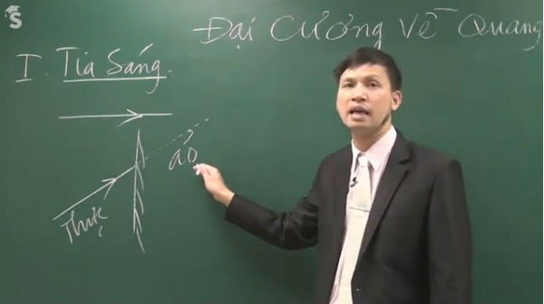 Thầy Dương Văn Cẩn -