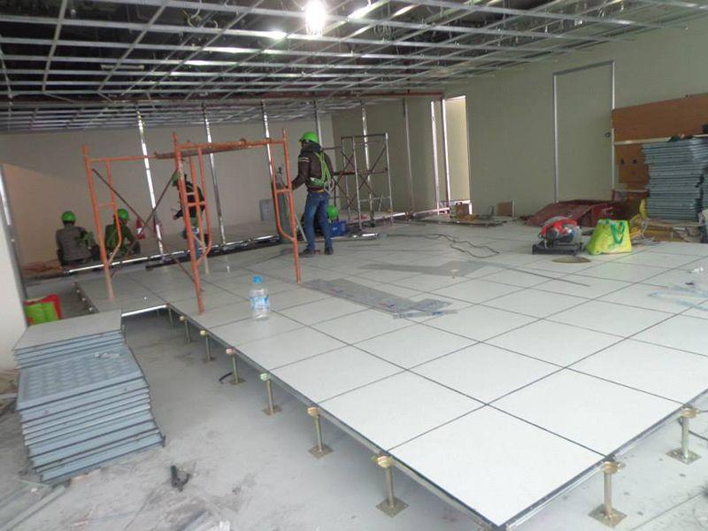 Ứng dụng của sàn nâng chống tĩnh điện