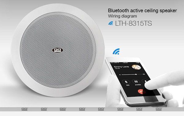 Loa âm trần Bluetooth - mang tới sự tiện nghi cho không gian sống hiện đại
