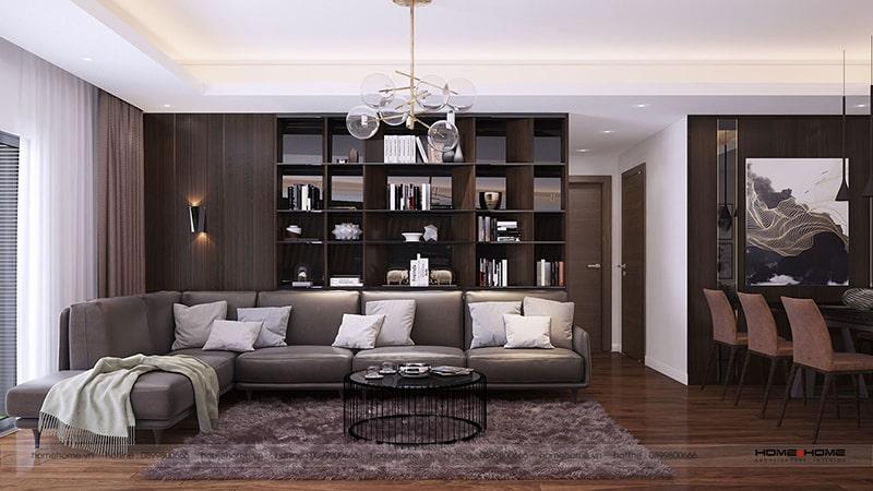 Đầu tư nội thất sở hữu ngay không gian sống hiện đại, sang trọng