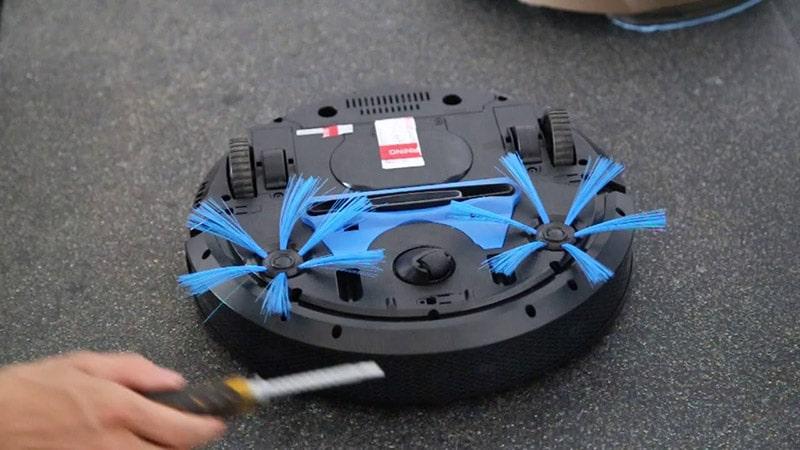 háo lắp đúng cách để sử dụng robot được trơn tru và bền bỉ