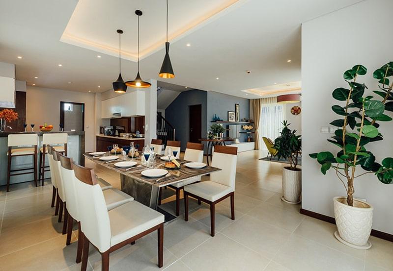 Kinh nghiệm mua nhà có nội thất