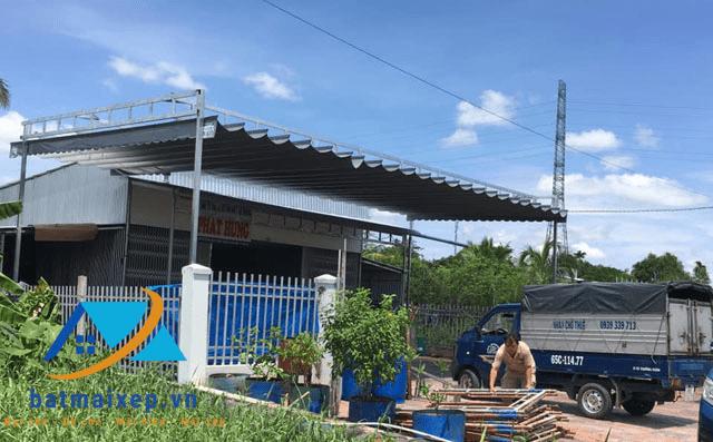 Vì sao bạn nên chọn bạt mái xếp di động Nguyễn Du?