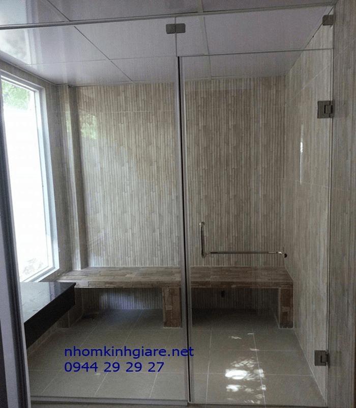 Những ưu điểm của phòng tắm kính mà bạn cần biết