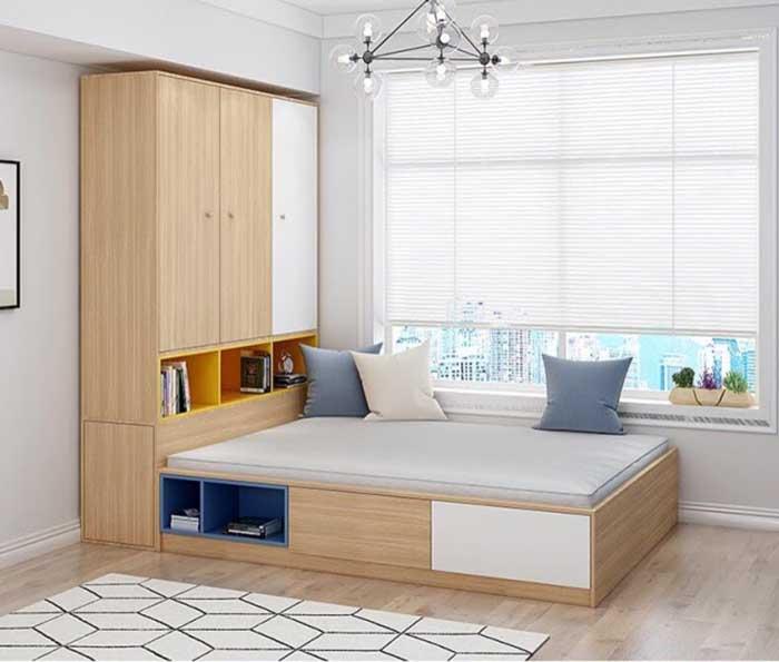 Combo nội thất phòng ngủ giá rẻ tại Viva được đảm bảo về chất lượng, mẫu mã